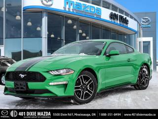 Used 2019 Ford Mustang MUSTANG|ONE OWNER|NO ACCIDENTS|FINANCE AVAILABLE for sale in Mississauga, ON