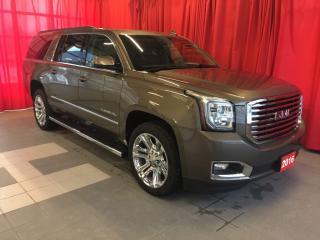 Used 2016 GMC Yukon XL SLT for sale in Listowel, ON
