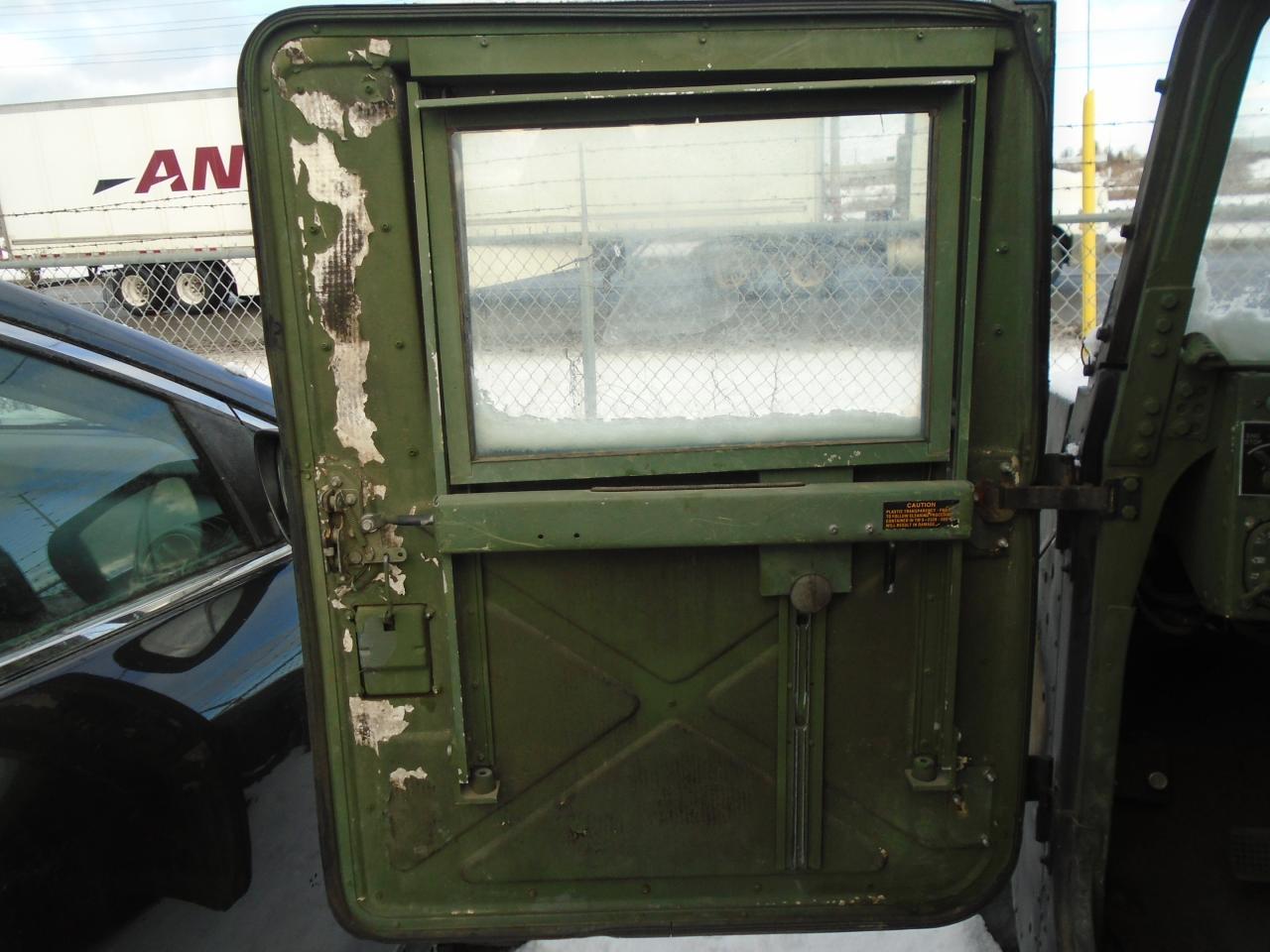 2002 Hummer Humvee