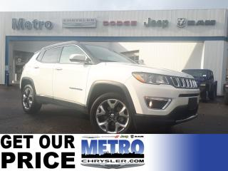 Used 2019 Jeep Compass Limited 4X4 for sale in Ottawa, ON