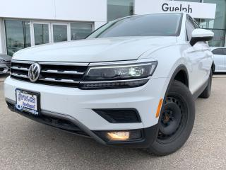Used 2018 Volkswagen Tiguan Highline for sale in Guelph, ON