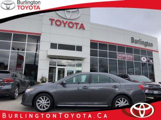 Used 2014 Toyota Camry LE for sale in Burlington, ON