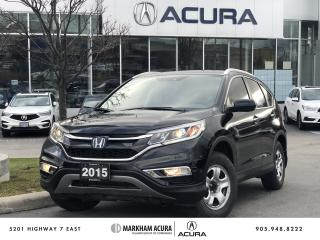 Used 2015 Honda CR-V Touring AWD for sale in Markham, ON