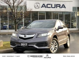 Used 2017 Acura RDX Tech at for sale in Markham, ON