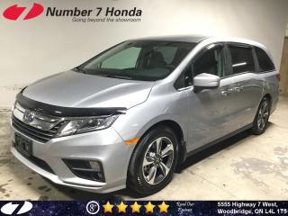 Used 2019 Honda Odyssey EX| Sunroof| Backup Cam| Bluetooth| for sale in Woodbridge, ON