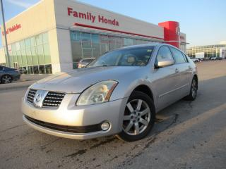 Used 2004 Nissan Maxima 4dr Sdn SE Auto | Great Value! | for sale in Brampton, ON