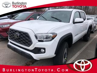 New 2020 Toyota Tacoma 4x4 Double Cab Auto SB for sale in Burlington, ON