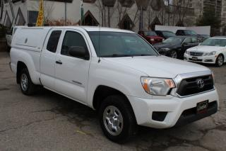 Used 2015 Toyota Tacoma Back camera Bluetooth Power options Access Cab for sale in Mississauga, ON