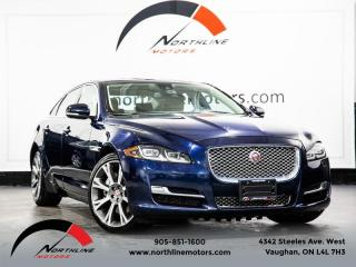 Used 2016 Jaguar XJ XJL Portfolio AWD|Navigation|Blindspot|Massage|Pano Roof for sale in Vaughan, ON