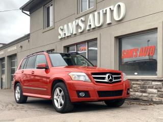 Used 2010 Mercedes-Benz GLK-Class 4MATIC 4dr 3.5L for sale in Hamilton, ON
