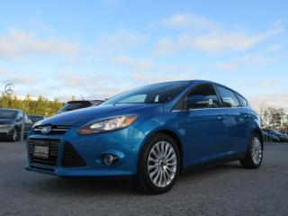 Used 2012 Ford Focus Titanium/ ONE OWNER / ACCIDENT FREE for sale in Newmarket, ON
