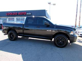 Used 2009 Dodge Ram 1500 SLT Quad Cab 4WD Hemi 5.7L Bluetooth Certified for sale in Milton, ON