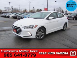 Used 2017 Hyundai Elantra GL  CAM HTD-SEATS BT BLIND-SPOT for sale in St. Catharines, ON