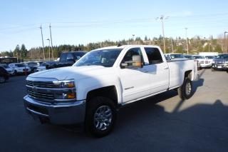 Used 2018 Chevrolet Silverado LT 3500HD Crew Cab Long Box 4WD for sale in Burnaby, BC