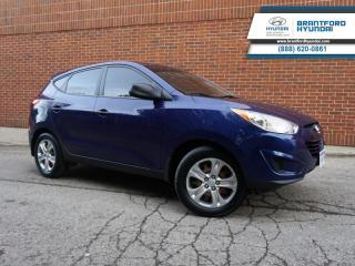 Used 2013 Hyundai Tucson GL  - Bluetooth - $81 B/W for sale in Brantford, ON