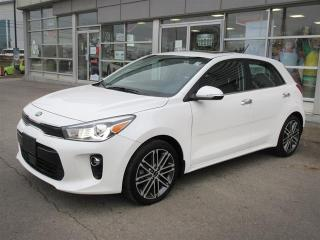 Used 2019 Kia Rio EX TECH EX Tech Navi Demo 0% financing OAC./Sunroof/Leather/Camera/Android Auto Apple Car Play for sale in Mississauga, ON