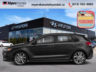 New 2020 Hyundai Elantra GT N-Line DCT  - $153 B/W for sale in Kanata, ON