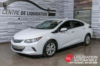 Used 2016 Chevrolet Volt Premier for sale in Laval, QC