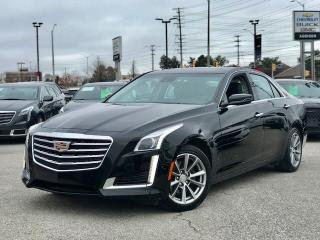 Used 2019 Cadillac CTS 4dr Sdn 3.6L Luxury AWD for sale in Mississauga, ON