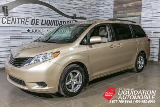 Used 2013 Toyota Sienna for sale in Laval, QC