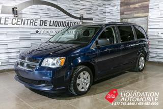Used 2012 Dodge Grand Caravan STX for sale in Laval, QC