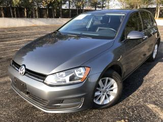 Used 2016 Volkswagen Golf Trendline FWD for sale in Cayuga, ON