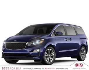 New 2020 Kia Sedona SX for sale in Pickering, ON