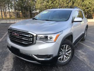 Used 2018 GMC ACADIA SLE-2 2WD for sale in Cayuga, ON