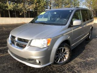 Used 2017 Dodge Grand Caravan Premium + FWD for sale in Cayuga, ON