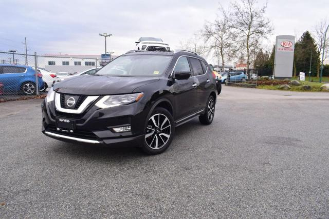 2017 Nissan Rogue PL/PW/AC/AUTO/LEATHER/NAV
