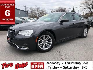 Used 2015 Chrysler 300 Touring | Panoroof | Leather | Navigation for sale in St Catharines, ON