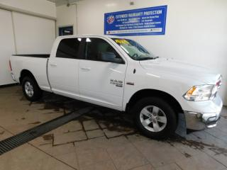 Used 2019 RAM 1500 Classic SLT for sale in Listowel, ON