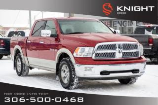 Used 2009 Dodge Ram 1500 Laramie | Leather | RamBox | Remote Start | for sale in Swift Current, SK