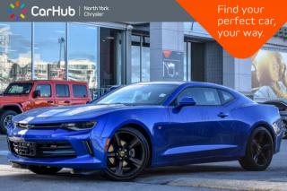 Used 2018 Chevrolet Camaro 1LT|BOSE.Audio|Sunroof|Backup_Cam|Remote.Start|KeyLess| for sale in Thornhill, ON