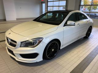 Used 2016 Mercedes-Benz CLA-Class 4MATIC AMG SUNROOF PKG-NAVI-BACK CAM-LED LIGHTS for sale in North York, ON