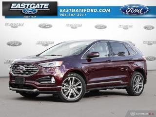 Used 2019 Ford Edge Titanium for sale in Hamilton, ON