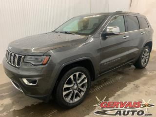 Used 2018 Jeep Grand Cherokee Limited V6 4X4 Mags Cuir Toit panoramique for sale in Shawinigan, QC