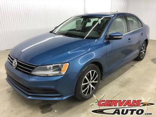 Used 2016 Volkswagen Jetta 1.8T Comfortline Toit Ouvrant MAGS *Bas Kilométrage* for sale in Shawinigan, QC