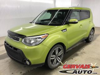 Used 2015 Kia Soul SX MAGS CUIR BLUETOOTH CAMÉRA DE RECUL SIÈGES CHAUFFANTS for sale in Shawinigan, QC