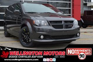 New 2019 Dodge Grand Caravan GT for sale in Guelph, ON