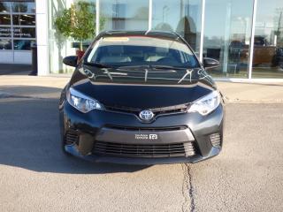 Used 2016 Toyota Corolla Berline 4 portes, boîte automatique, LE for sale in Trois-Rivières, QC