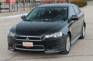 Used 2014 Mitsubishi Lancer Sportback SE LOW KMs | ONLY 48K | CERTIFIED for sale in Waterloo, ON