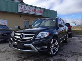 Used 2014 Mercedes-Benz GLK-Class NAVI|SUNROOF|REVRESE CAMERA| LOADED| CERTIFIED for sale in Bolton, ON