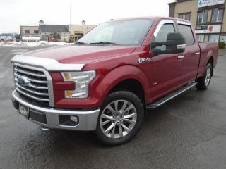 Used 2016 Ford F-150 Cab SuperCrew 4RM 157 po XLT XTR for sale in Mirabel, QC