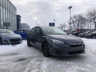 Used 2017 Subaru Impreza BERLINE * MANUELLE * BAS PRIX! for sale in Trois-Rivières, QC