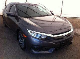 Used 2018 Honda Civic EX ONE OWNER HONDA CIVIC, POWER SUNROOF, REVERSE AND RIGHT SIDE CAMERA, TOUCHSCREEN for sale in Ottawa, ON