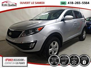 Used 2015 Kia Sportage LX* A/C* SIEGES CHAUFFANTS* BLUETOOTH* for sale in Québec, QC