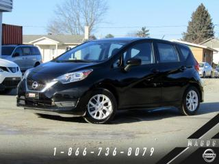 Used 2019 Nissan Versa Note SV + CAMÉRA + MAGS + CLIMATISEUR! for sale in Magog, QC