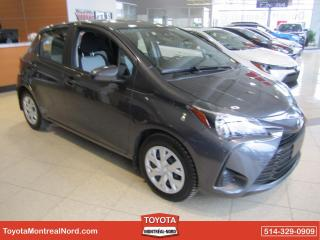 Used 2019 Toyota Yaris Hatchback **DEM0 ** LE Aut /Cam Recul/Sièges chau for sale in Montréal-Nord, QC