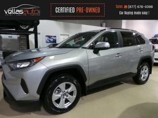 Used 2019 Toyota RAV4 AWD| APPLE CARPLAY| HEATED SEATS for sale in Vaughan, ON